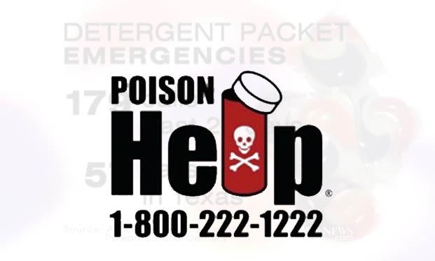 Poison Control Logo Poison Control Center Was