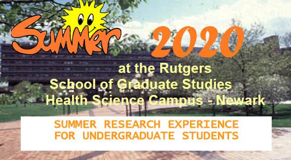 Rutgers School of Graduate Studies - Newark Health Science